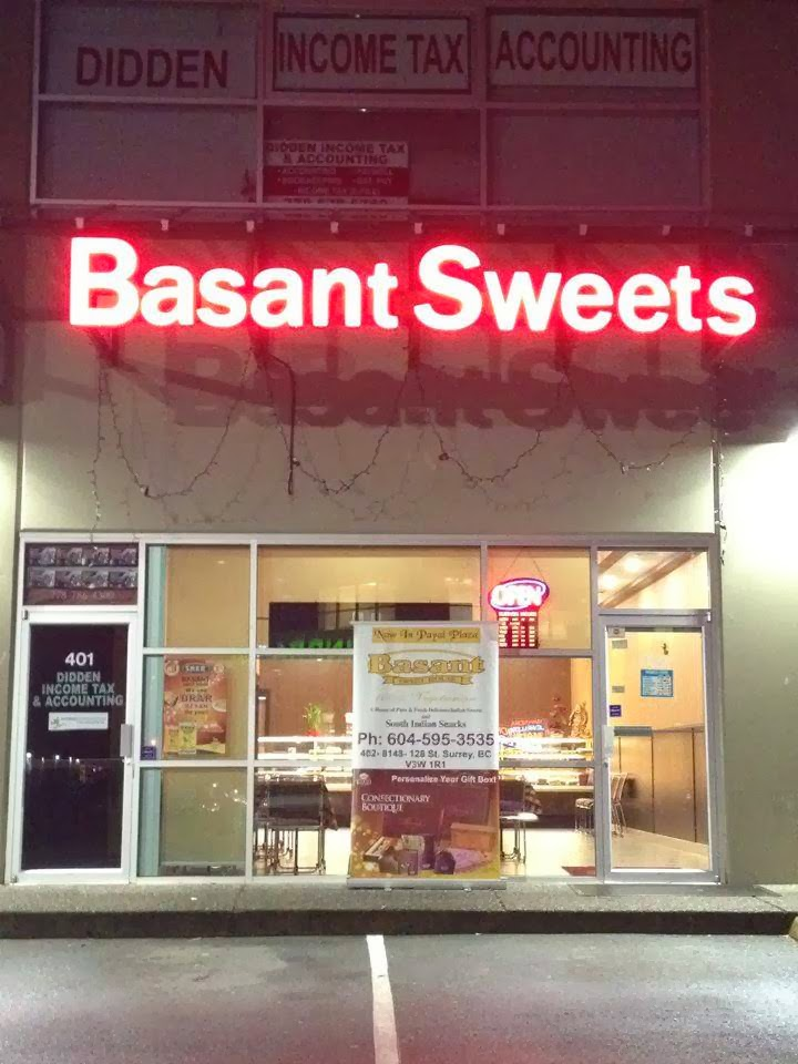 Basant Sweets And Dosa House
