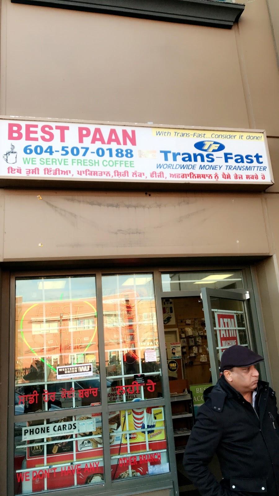 Best Paan Centre