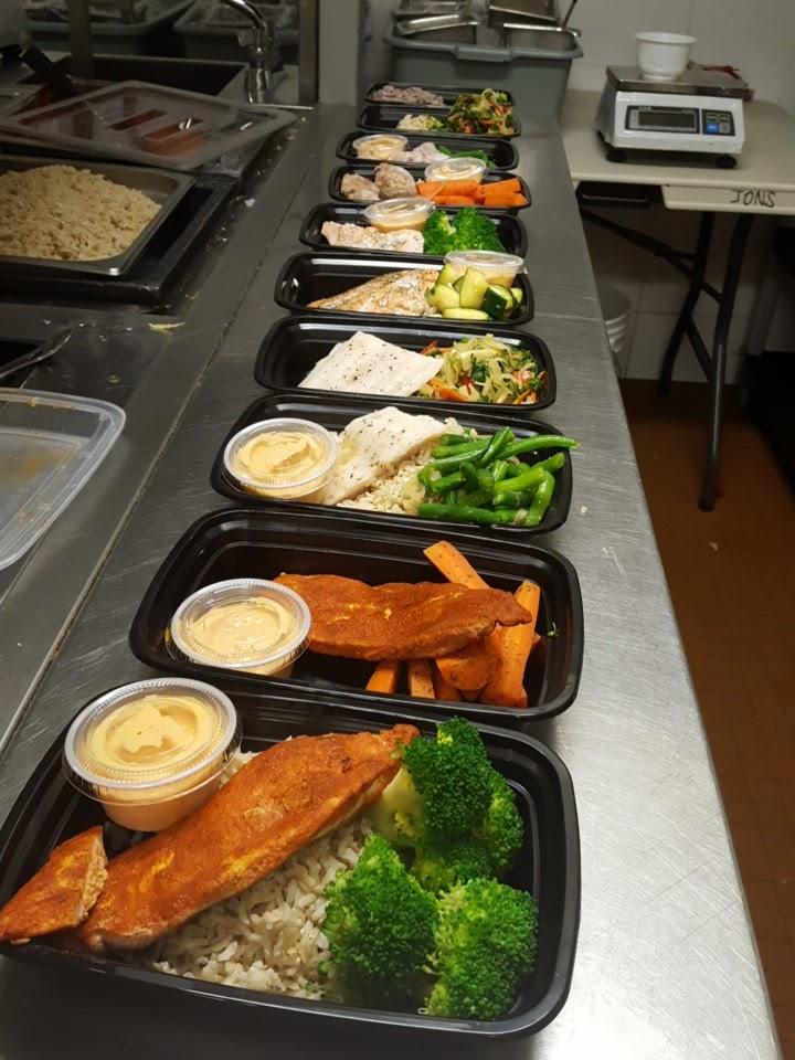 Jon's Newtrition Kitchen Catering & Meal Prep