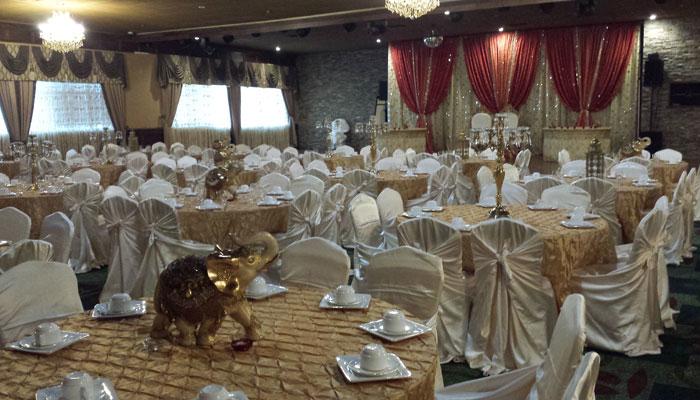 Maharaja Catering Ltd