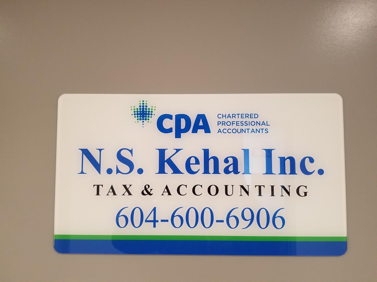 N.S. Kehal Inc. (CPA)