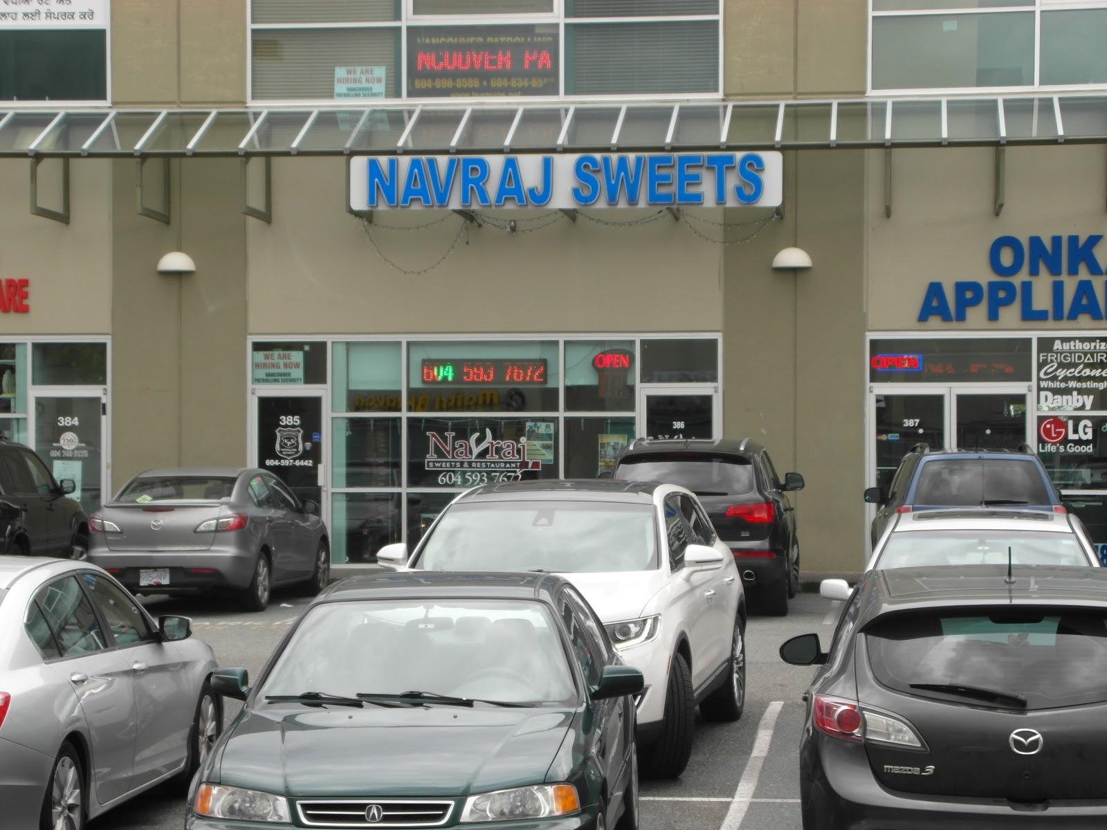 Navraj Sweets & Restaurant