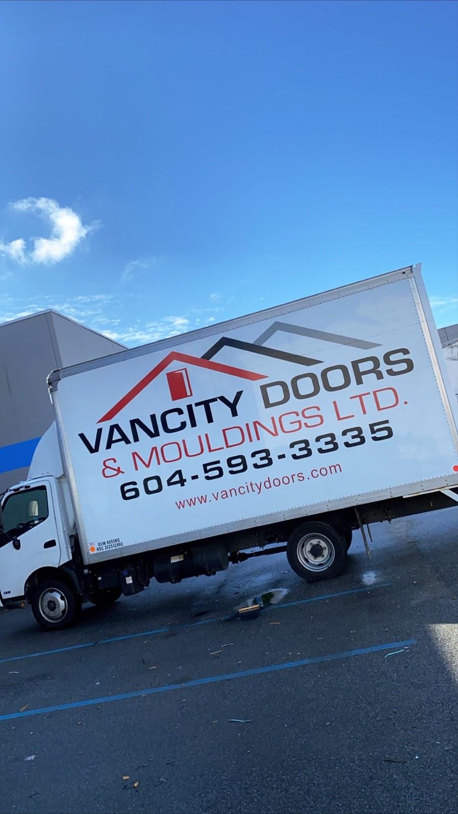 Vancity Doors & Mouldings Ltd.